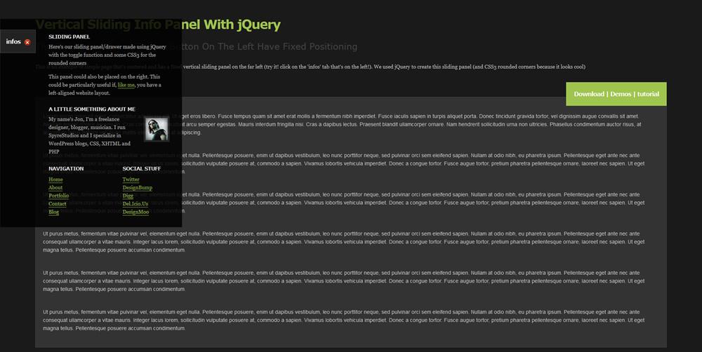 Plus WordPress Demo menu11