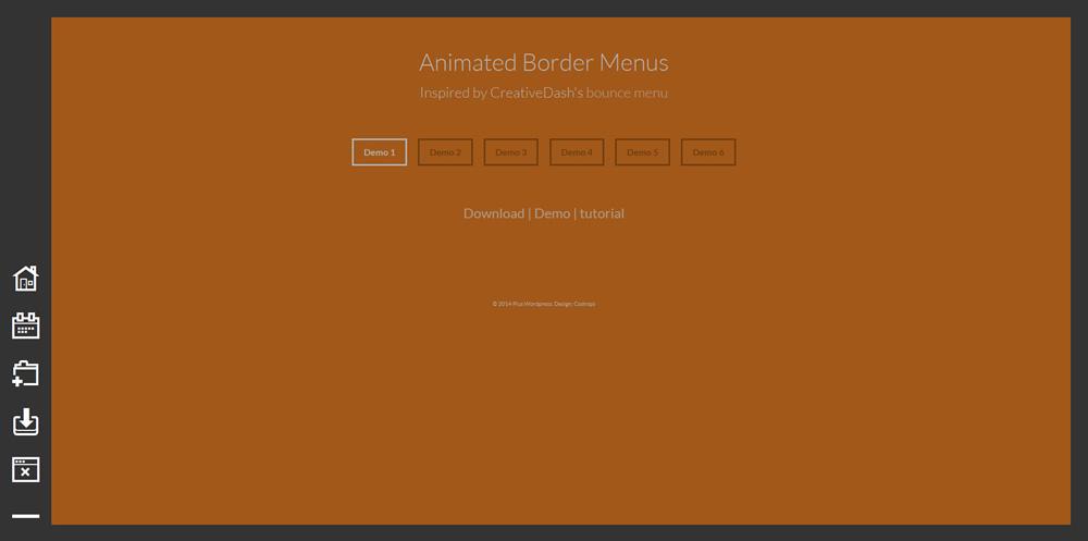 Plus WordPress Demo menu9